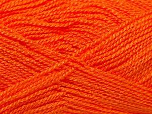 Fiber Content 100% Acrylic, Orange, Brand ICE, Yarn Thickness 1 SuperFine  Sock, Fingering, Baby, fnt2-24593