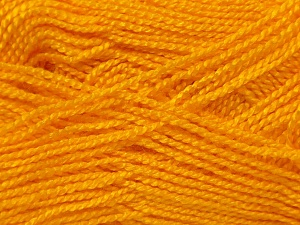 Fiber Content 100% Acrylic, Yellow, Brand ICE, Yarn Thickness 1 SuperFine  Sock, Fingering, Baby, fnt2-24600