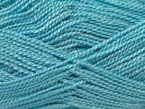 Fiber Content 100% Acrylic, Light Blue, Brand ICE, Yarn Thickness 1 SuperFine  Sock, Fingering, Baby, fnt2-24605