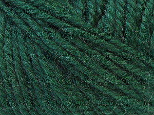 Fiber Content 40% Acrylic, 35% Wool, 25% Alpaca, Brand ICE, Dark Teal, Yarn Thickness 5 Bulky  Chunky, Craft, Rug, fnt2-25402