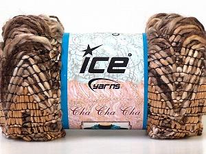 İçerik 90% Akrilik, 10% Polyester, Brand Ice Yarns, Brown Shades, Yarn Thickness 6 SuperBulky Bulky, Roving, fnt2-25476