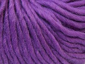 Contenido de fibra 100% Lana, Lavender, Brand Ice Yarns, Yarn Thickness 5 Bulky Chunky, Craft, Rug, fnt2-26007