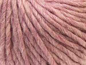 Contenido de fibra 100% Lana, Rose Pink, Brand Ice Yarns, Yarn Thickness 5 Bulky Chunky, Craft, Rug, fnt2-26009