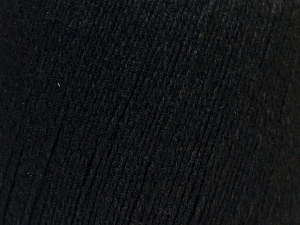 Fiber Content 50% Viscose, 50% Linen, Brand ICE, Black, Yarn Thickness 2 Fine  Sport, Baby, fnt2-27247