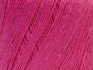Fiber Content 50% Viscose, 50% Linen, Pink, Brand Ice Yarns, Yarn Thickness 2 Fine  Sport, Baby, fnt2-27263