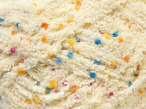 Fiber Content 85% Micro Fiber, 15% Polyamide, Light Yellow, Brand ICE, Yarn Thickness 5 Bulky  Chunky, Craft, Rug, fnt2-32479