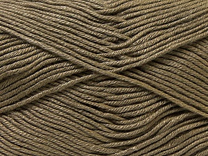 Fiber Content 100% Antibacterial Dralon, Khaki, Brand ICE, Yarn Thickness 2 Fine  Sport, Baby, fnt2-32831