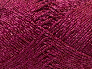 Fiber Content 50% Polyester, 50% Cotton, Brand Ice Yarns, Burgundy, Yarn Thickness 2 Fine Sport, Baby, fnt2-33043