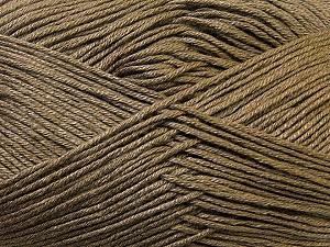 Fiber Content 100% Antibacterial Dralon, Khaki, Brand ICE, Yarn Thickness 2 Fine  Sport, Baby, fnt2-34585