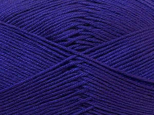 Fiber Content 100% Antibacterial Dralon, Purple, Brand Ice Yarns, Yarn Thickness 2 Fine Sport, Baby, fnt2-34592
