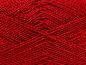 Fiber Content 100% Antibacterial Dralon, Brand ICE, Dark Red, Yarn Thickness 2 Fine  Sport, Baby, fnt2-35244