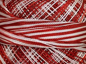 Fiber Content 100% Micro Fiber, White, Brand ICE, Dark Copper, Yarn Thickness 0 Lace  Fingering Crochet Thread, fnt2-40213