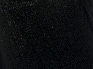Fiber Content 100% Bamboo, Brand ICE, Black, Yarn Thickness 2 Fine  Sport, Baby, fnt2-41451