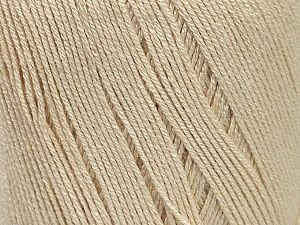 Fiber Content 100% Bamboo, Light Beige, Brand ICE, Yarn Thickness 2 Fine  Sport, Baby, fnt2-41455