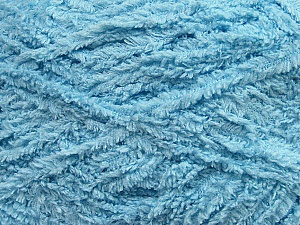 Fiber Content 100% Micro Fiber, Light Blue, Brand ICE, Yarn Thickness 5 Bulky  Chunky, Craft, Rug, fnt2-41763