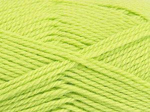 Fiber Content 50% Acrylic, 30% Wool, 20% Polyamide, Brand ICE, Green, Yarn Thickness 2 Fine  Sport, Baby, fnt2-42426