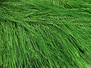 Fiber Content 100% Polyester, Brand Ice Yarns, Green, Yarn Thickness 6 SuperBulky Bulky, Roving, fnt2-43040