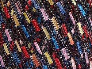 Trellis  Fiber Content 100% Polyester, Yellow, White, Purple, Brand ICE, Burgundy, Blue, Yarn Thickness 5 Bulky  Chunky, Craft, Rug, fnt2-43043