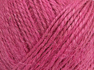 Fiber Content 100% Hemp Yarn, Pink, Brand ICE, Yarn Thickness 3 Light  DK, Light, Worsted, fnt2-43953