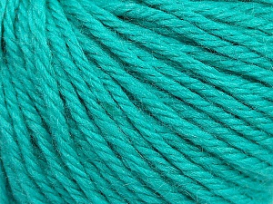 Fiber Content 40% Merino Wool, 40% Acrylic, 20% Polyamide, Brand ICE, Emerald Green, Yarn Thickness 3 Light  DK, Light, Worsted, fnt2-45818