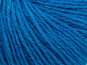 Fiber Content 40% Merino Wool, 40% Acrylic, 20% Polyamide, Turquoise, Brand ICE, Yarn Thickness 3 Light  DK, Light, Worsted, fnt2-45819