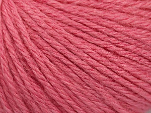 Fiber Content 40% Merino Wool, 40% Acrylic, 20% Polyamide, Pink, Brand ICE, Yarn Thickness 3 Light  DK, Light, Worsted, fnt2-45827