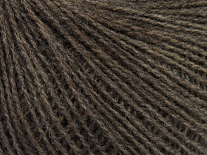 Fiber Content 70% Acrylic, 30% Wool, Brand ICE, Dark Camel, Yarn Thickness 2 Fine  Sport, Baby, fnt2-47261