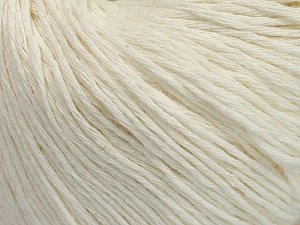 Fiber Content 100% Cotton, Brand Ice Yarns, Cream, Yarn Thickness 1 SuperFine  Sock, Fingering, Baby, fnt2-47513