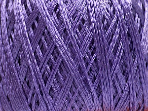 Fiber Content 60% Polyamide, 40% Viscose, Lavender, Brand ICE, Yarn Thickness 2 Fine  Sport, Baby, fnt2-48407