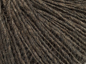 Fiber Content 60% Acrylic, 40% Wool, Brand ICE, Dark Camel, Yarn Thickness 3 Light  DK, Light, Worsted, fnt2-48755