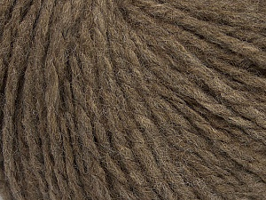 Fiber Content 60% Acrylic, 40% Wool, Brand Ice Yarns, Brown, Yarn Thickness 4 Medium Worsted, Afghan, Aran, fnt2-48786