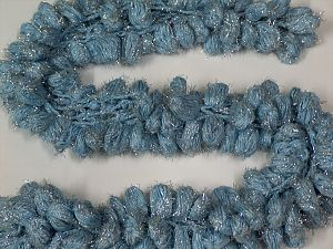 Please be advised that this is not a yarn, but a pre-made item. Multicolor, Brand Ice Yarns, smp-910