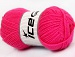 Baby Wool Candy Pink