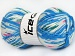 Baby Wool Design White Blue