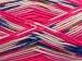 Baby Wool Design White Pink Brown Blue