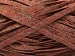 Viscose Shine Bulky Red Copper