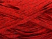 Viscose Shine Bulky Red Melange