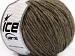 Wool Cord Aran Brown Melange