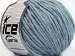 Wool Cord Aran Light Blue