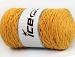 Macrame Cotton Dark Yellow