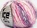 Bunny Soft Blanco Púrpura Tonos de color rosa
