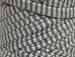 Upcycled Fabric 250 Vit Ljusgrå