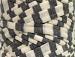 Upcycled Fabric 250 Grå Grädde