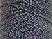 Upcycled Fabric 250 Vit Grå