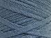 Upcycled Fabric 250 White Light Blue
