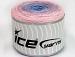 Cakes Cotton Fine Turkos Lila ljus rosa