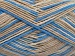 Natural Cotton Color Κρέμ μπλε Μπεζ