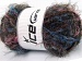 Techno Wool Superbulky Pink Dark Brown Blue