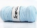 Jumbo Cotton Ribbon Licht blauw