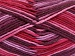 Natural Cotton Color Worsted Red Pink Shades Maroon